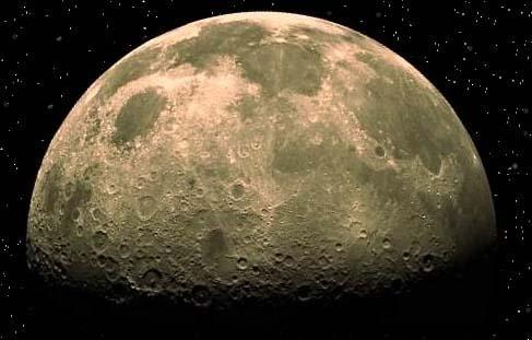 HISTOIRE DE LA LUNE dans PLANETES luna